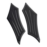 Misfit Signature Series Front Floorboards, Anodized
