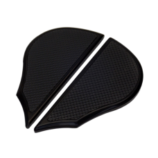 Pickard Signature Series Rear Floorboards, Anodized